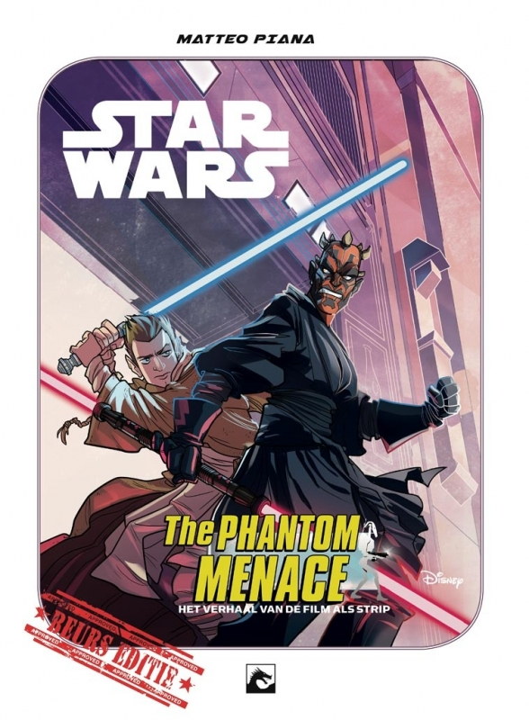 Star Wars, filmspecial I The Phantom Menace, HC  SPECIAL EDITION