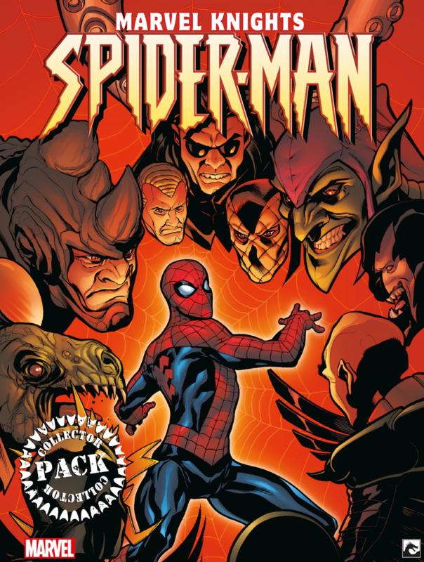 MARVEL KNIGHTS Spider-Man Collector Pack UITVERKOCHT