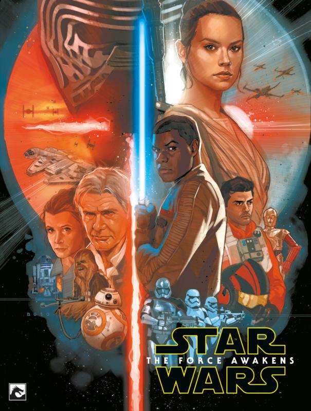 Star Wars Filmboek, Episode VII - The Force Awakens HC
