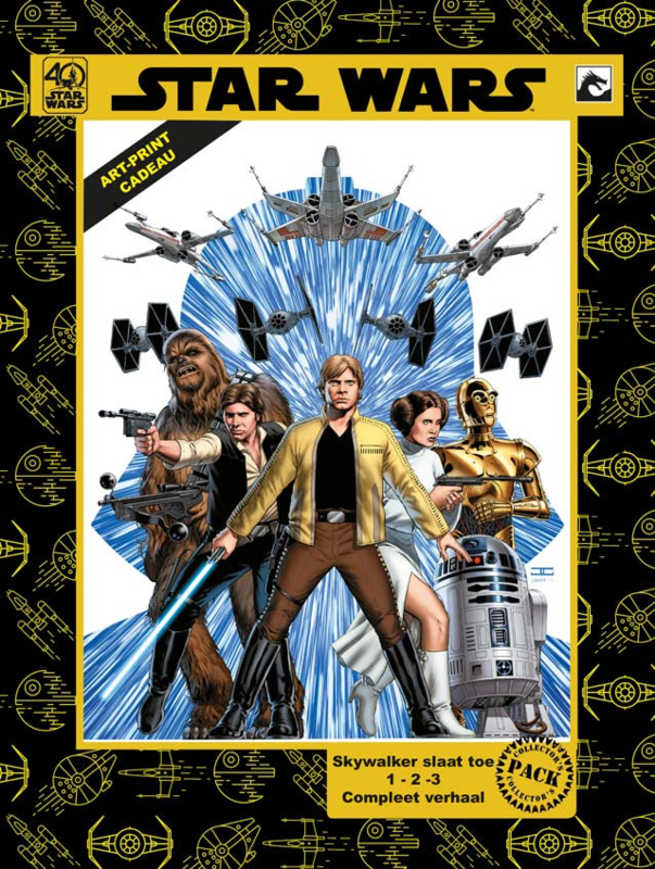 1: Skywalker slaat toe Collector's Pack