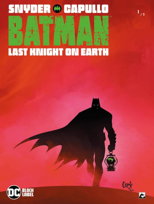 Batman, Last Knight on earth 1 (van 3)