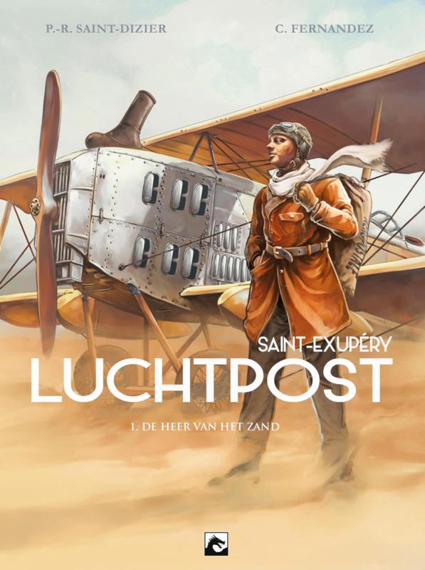 Luchtpost Saint-Exupery 1