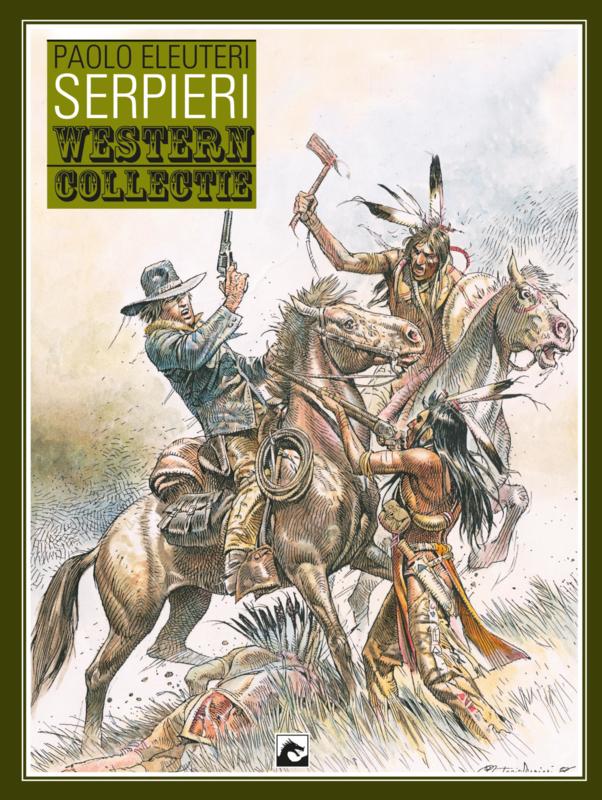 Serpieri's Western Collectie: Little Big Horn UITVERKOCHT