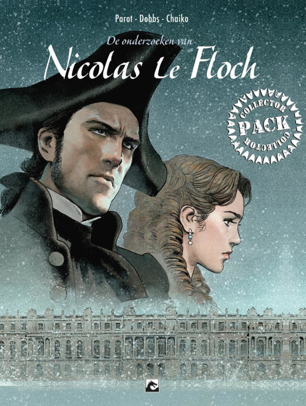 Nicolas le Floch Collector Pack