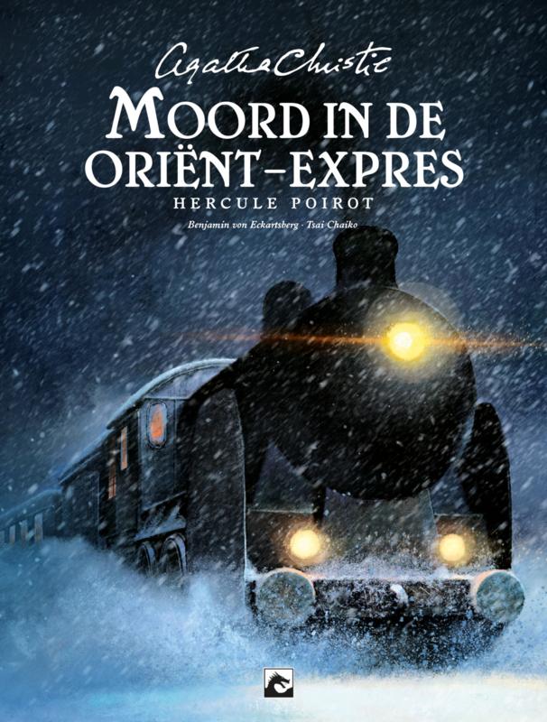 Agatha Christie: Moord in de Orient-Expres / Hercule Poirot HC UITVERKOCHT