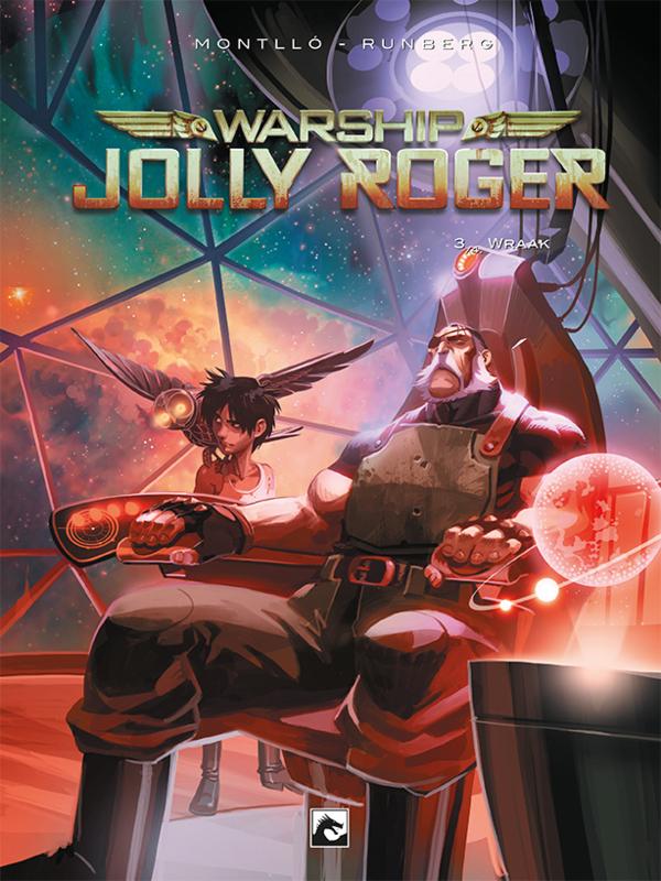 Warship Jolly Roger 3