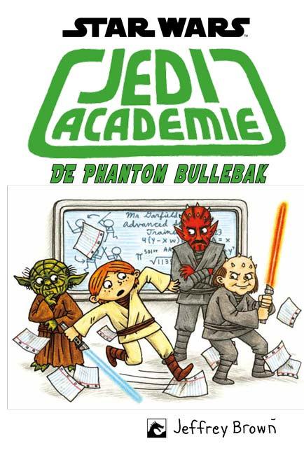 Jedi Academie 3, De Phantom Bulllebak