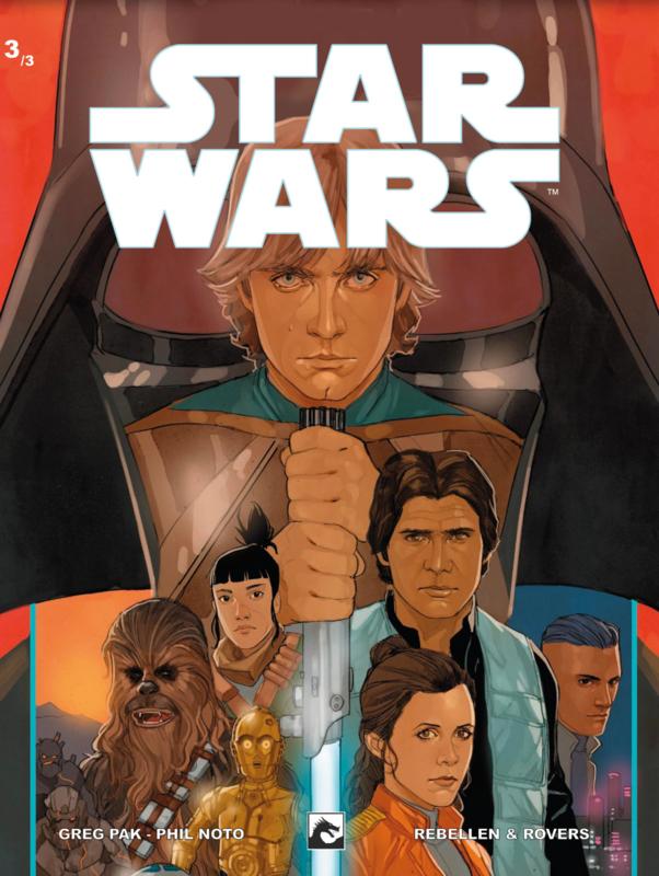 Star Wars 29,  Rebellen en Rovers 3 van 3