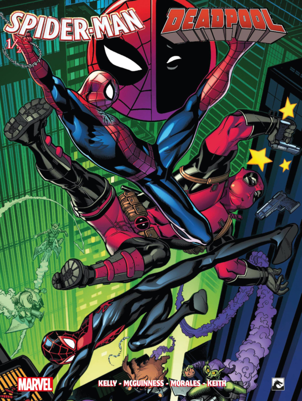 Spider-Man vs Deadpool (1van 2)