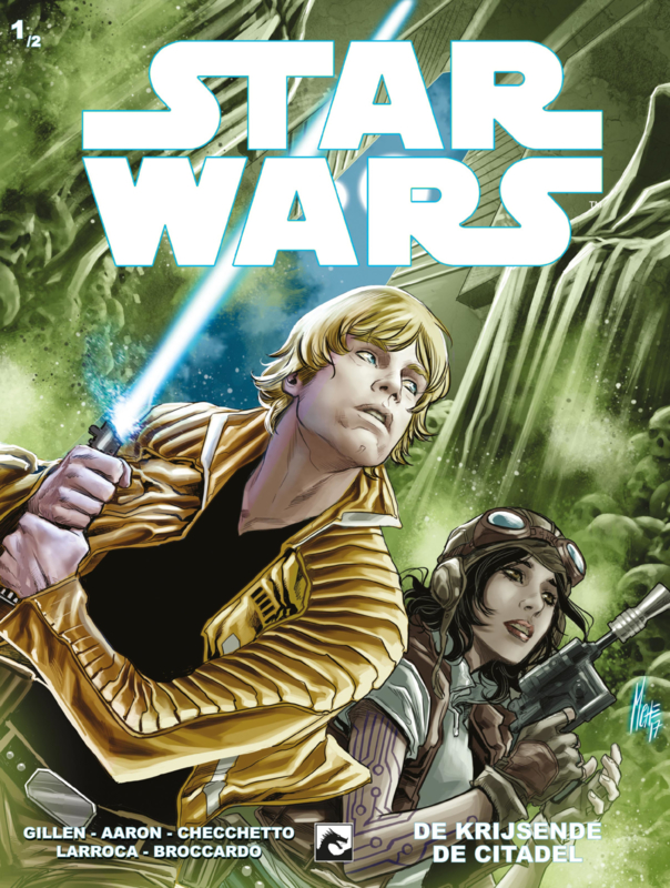 Star Wars 13,  De krijsende Citadel 1