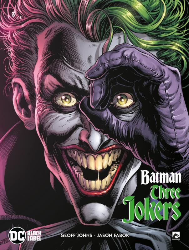 Batman, Three Jokers Cover A (3van 3)
