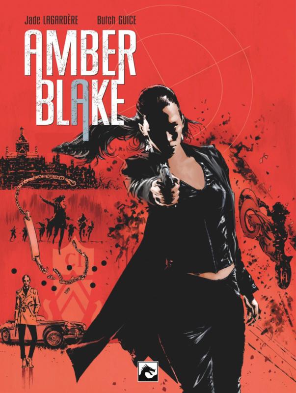 Amber Blake integraal