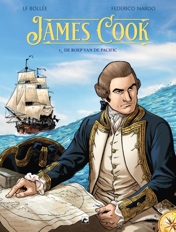 James Cook 1 (van 2)