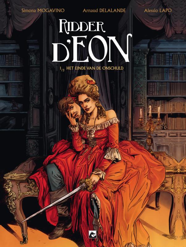 Ridder d'Eon 1 van 3