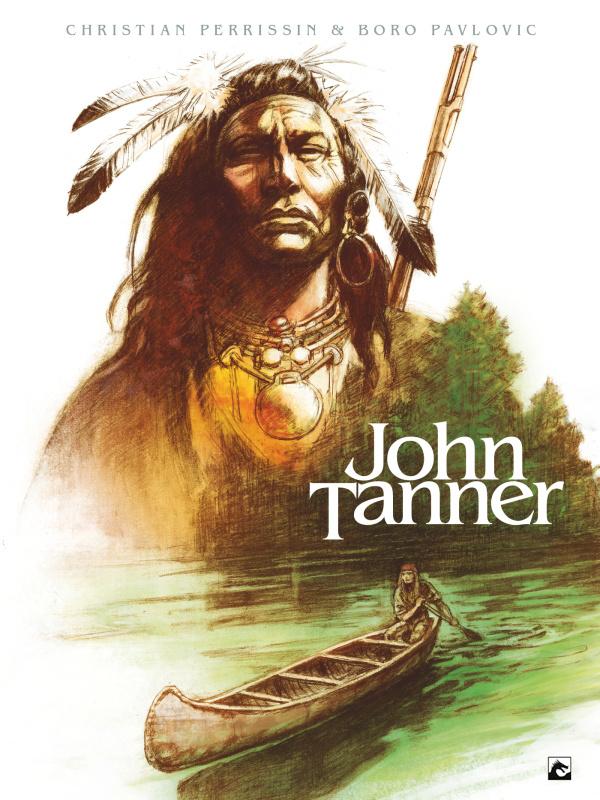 John Tanner 1, De gevangene van het volk van de grote meren