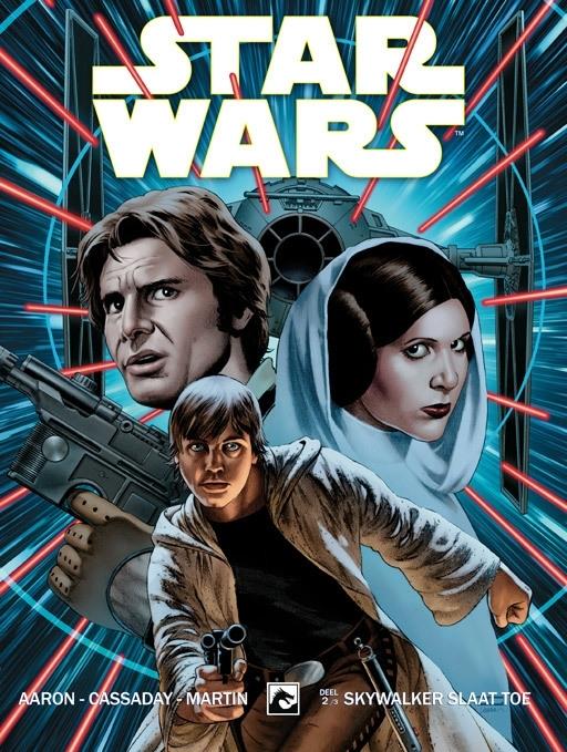 Star Wars 2, Skywalker slaat toe 2