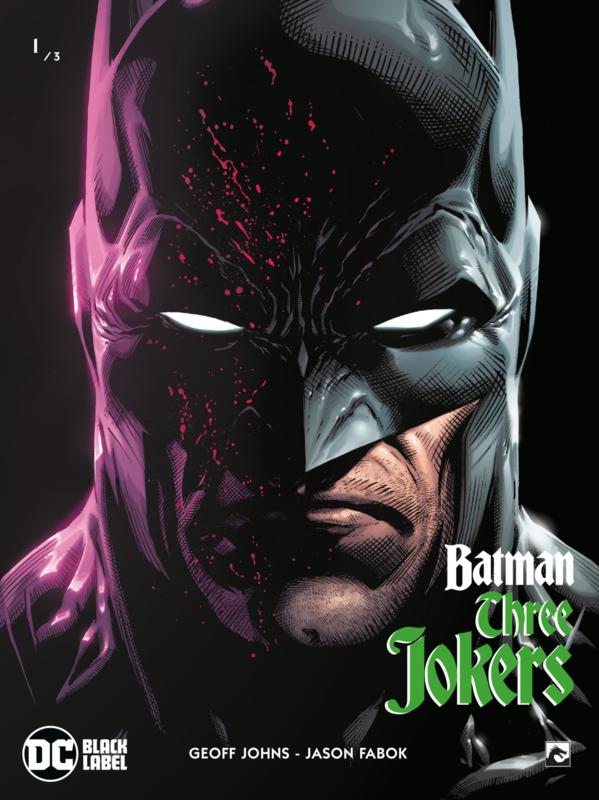 Batman, Three Jokers Cover B (1 van 3)