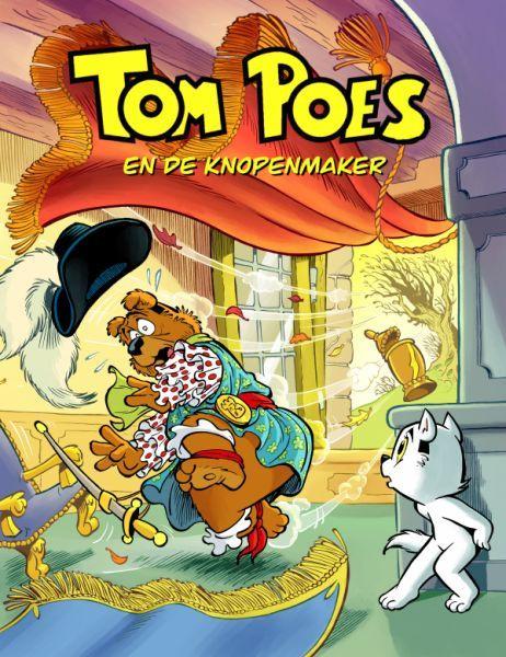 Tom Poes en de knopenmaker 9 HC Luxe
