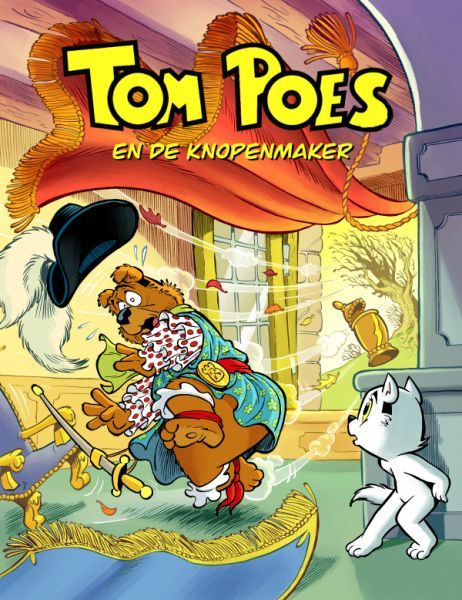 Tom Poes en de knopenmaker 9 HC