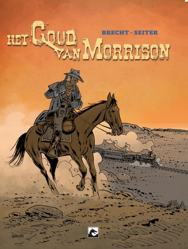 Het Goud van Morrison HC