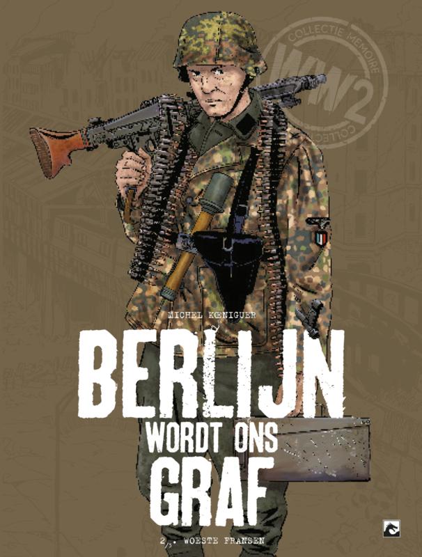 Berlijn wordt ons graf (2van 3)  Franse Furie SC