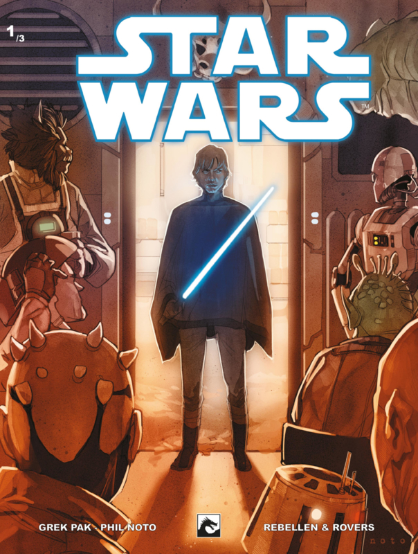 Star Wars 27,  Rebellen en Rovers 1 van 3