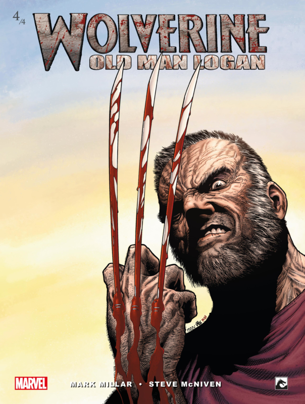 Wolverine Old Man Logan 4 (van 4)