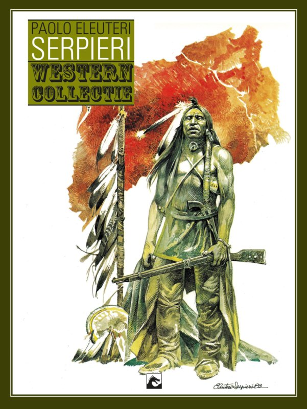Serpieri's Western Collectie: Tekumseh