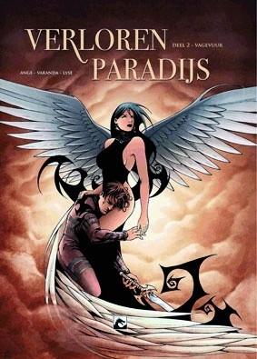 Verloren Paradijs Psalm 1, boek 2 Vagevuur UITVERKOCHT