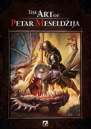 The art of Petar Meseldžija UITVERKOCHT