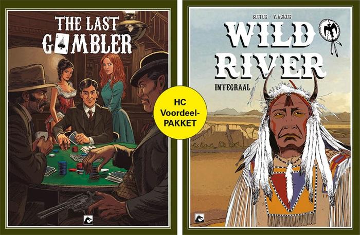 The Last Gambler + Wild River voordeelpakket
