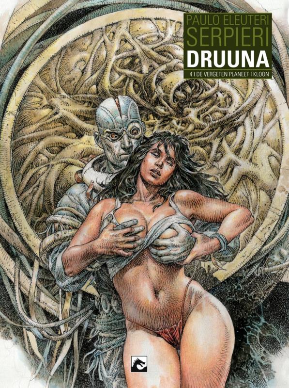 Druuna INTEGRAAL 4, De vergeten planeet - Kloon