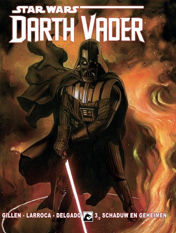 Star Wars, Darth Vader 6: Schaduwen en geheimen 3 UITVERKOCHT