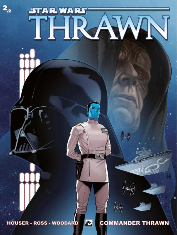 Star Wars miniserie, Commander Thrawn 2 van 2