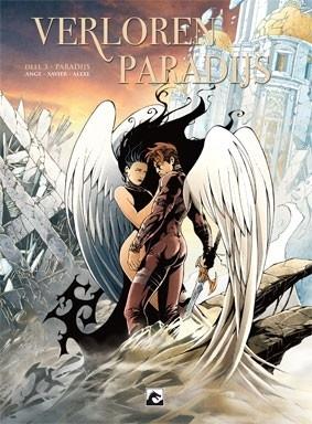 Verloren Paradijs Psalm 1, boek 3 Hemel UITVERKOCHT