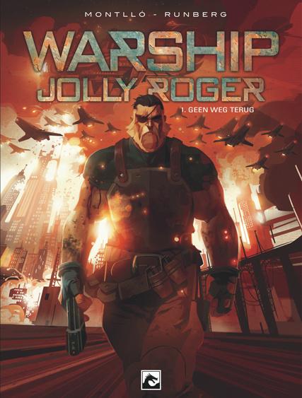 Warship Jolly Roger 1