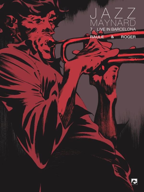 Jazz Maynard 7 (van 7) UITVERKOCHT