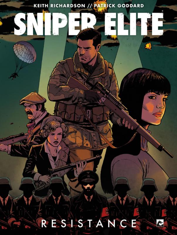 Sniper Elite, Resistance