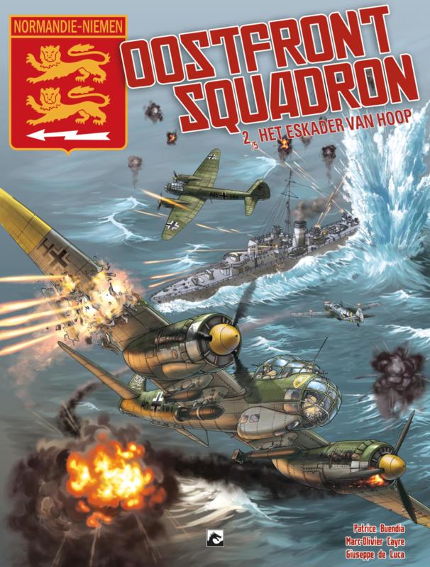 Oostfront Squadron Normandie-Niemen 2 HC