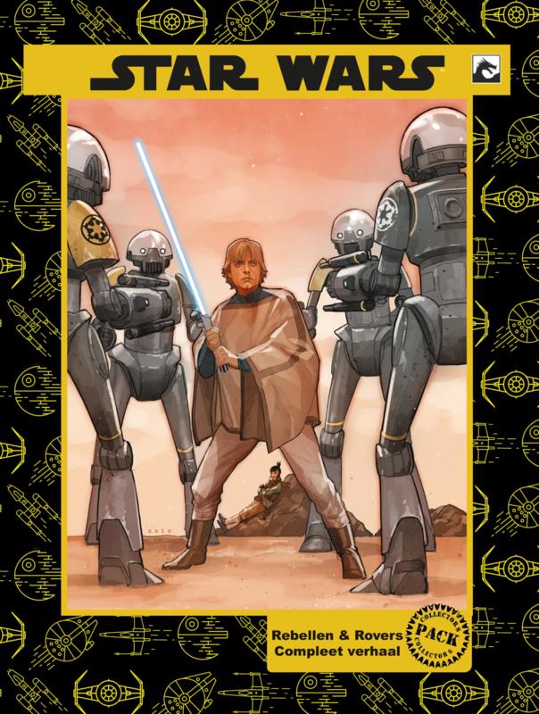 8: Star Wars Rebellen & Rovers Collector Pack