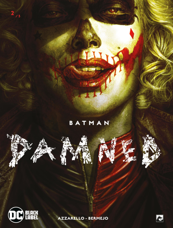 Batman, Damned 2