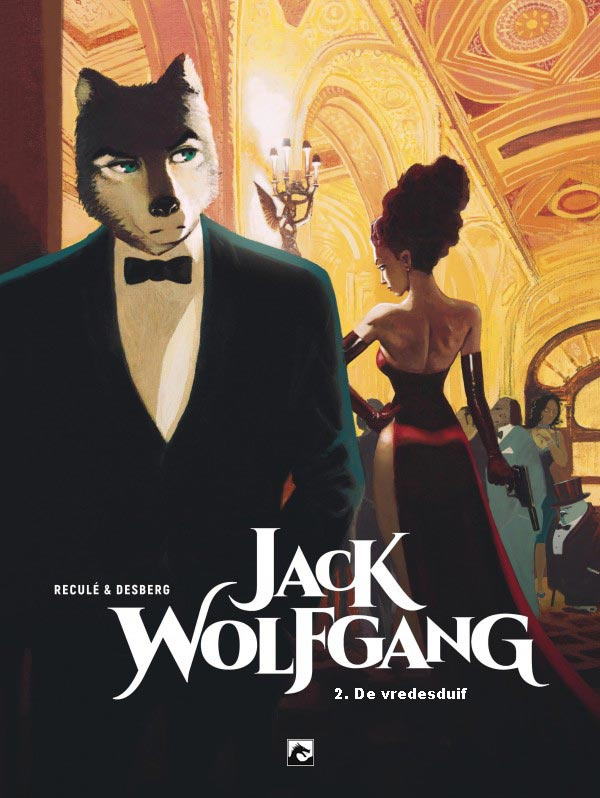 Jack Wolfgang 2, De vredesduif