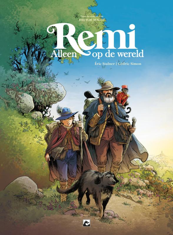 Remi, Alleen op de wereld HC