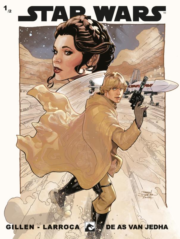 Star Wars 17,  De as van Jedha 1  van 2