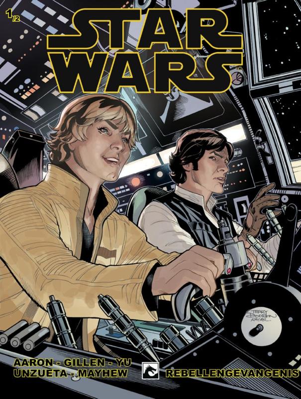 Star Wars 7, Rebellengevangenis 1