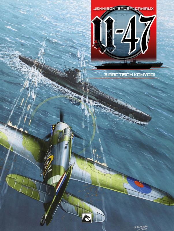 U-47 deel 3, Arctisch konvooi SC