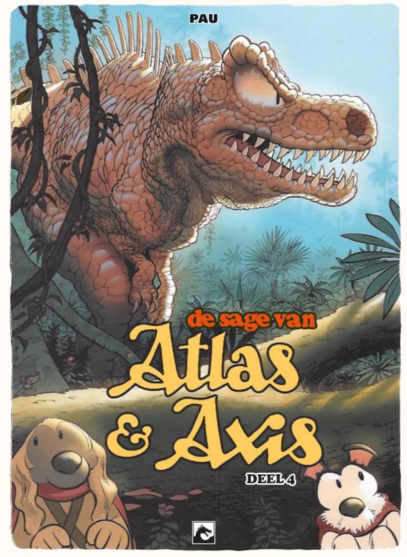Atlas & Axis deel 4