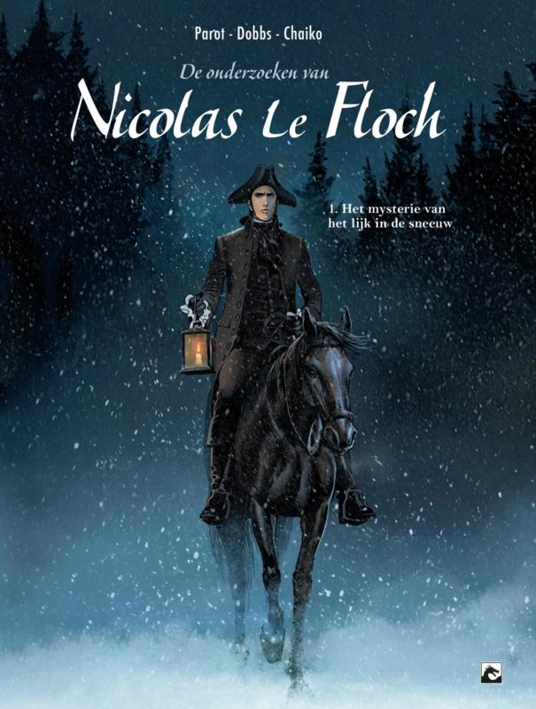 Nicolas le Floch 1 + 2 voordeelpakket