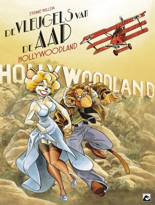 De Vleugels van de Aap 2, Hollywoodland SC