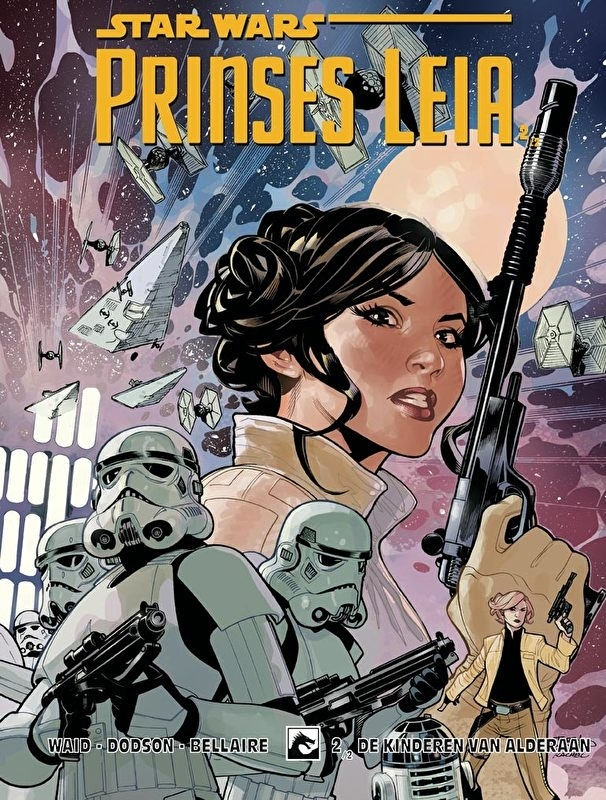 Star Wars, Prinses Leia 2 (van 2)